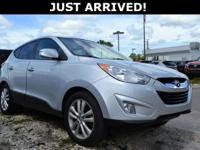 New Price! This Tucson features:  Clean CARFAX. CARFAX