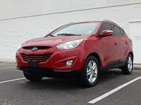 Exterior Color: garnet red, Body: SUV, Engine: 2.4L I4