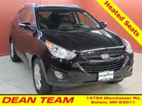 Leather, Heated Seats, Clean CarFax, Bluetooth,