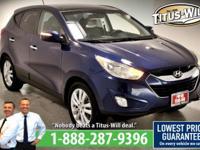 Recent Arrival! Just Reduced!2013 Hyundai Tucson, Blue,