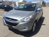 This outstanding example of a 2013 Hyundai Tucson