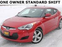 One Owner.., Exceptionally Nice Remix Veloster.., Stick
