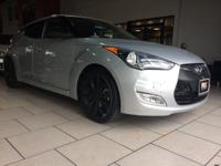 This 2013 Hyundai Veloster w/Black Int is proudly