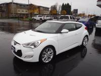 Treat yourself to this 2013 Hyundai Veloster Base,