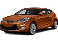 ~~ 2013 Hyundai Veloster w/Gray Int ~~ CARFAX: 1-Owner,