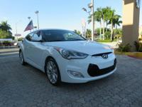 Options:  2013 Hyundai Veloster Base 3Dr