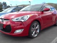Look at this 2013 Hyundai Veloster w/Gray Int. Its