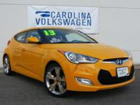 2013 Hyundai Veloster RE:MIX CARFAX One-Owner.