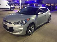 We are excited to offer this 2013 Hyundai Veloster.