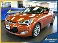 This 1-Owner, low mileage Hyundai Veloster will have