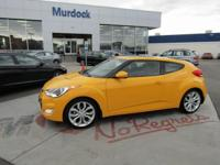 2013 Hyundai Veloster, Just Traded In, Only 17,937