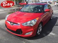 This outstanding example of a 2013 Hyundai Veloster is