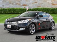 You're going to love the 2013 Hyundai Veloster! This is