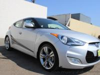 This 2013 Hyundai Veloster 3dr Coupe 3D features a