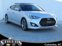 This 2013 Hyundai Veloster Turbo offers    *Automatic