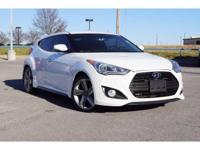 2013 Hyundai Veloster Turbo FWD 6-Speed Manual 1.6L I4