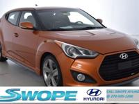 New Price! This 2013 Hyundai Veloster Turbo in