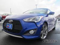 This 2013 Hyundai Veloster is ready to roll offered in