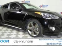 Hyundai Veloster Turbo CARFAX One-Owner. CLEAN CARFAX,