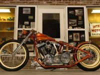 This Motorcycle was featured in the March 2011 issue of