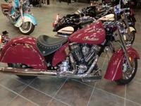 2013 Indian Chief Classic #1 Classic on it's way form