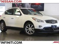 Options:  2013 Infiniti Ex37 Journey 4D Sport