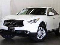 2013 Infiniti FX37 AWD 4dr SUV Condition:Used Clear