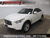 This 2013 Infiniti FX37 is for Infiniti fanatics the