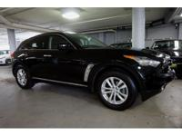 Look at this 2013 Infiniti FX37 . Its Automatic