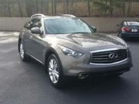 Options:  2013 Infiniti Fx37 Base|This 2013 Infiniti