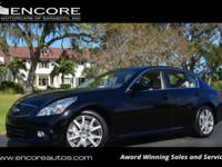 2013 INFINITI G37S JOURNEY 4-DOOR SEDAN***1 FLORIDA