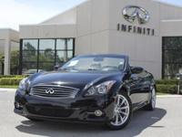 Flawless Infiniti G37 Convertible, CLEAN CARFAX,