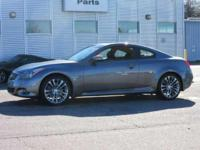 This 2013 Infiniti G37 Coupe Journey is proudly offered