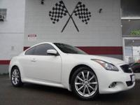 Options:  2013 Infiniti G37 Coupe Journey 2Dr