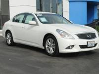 CARFAX 1-Owner. Journey trim, Moonlight White exterior