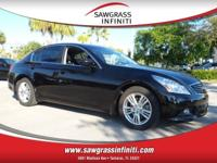 CarFax One-Owner. Navigation Package (Infiniti Hard