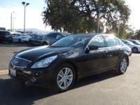 Options:  2013 Infiniti G37 Sedan 4Dr Journey