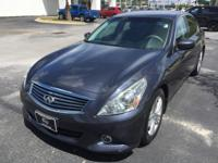 Bay Lincoln is excited to offer this 2013 INFINITI G37