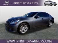 Options:  2013 Infiniti G37 Sedan Journey.  It Has A