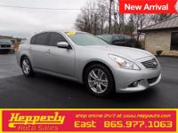 Recent Arrival! This 2013 Infiniti G37 Journey in