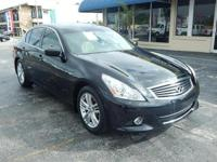 Options:  2013 Infiniti G37 Sedan Journey|***No Dealer