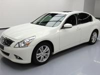 2013 Infiniti G37 with Premium Package,3.7L V6