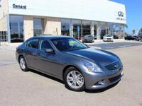 Options:  2013 Infiniti G37 Journey|Gray|There's No