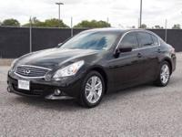 Sterling McCall Toyota presents this 2013 Infiniti G37