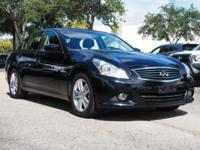 **HAGGLE FREE PRICING** Black Obsidian 2013 INFINITI
