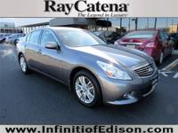 Our CarFax One Owner 2013 INFINITI G37x wiht Navigation