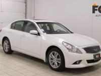 This 2013 INFINITI G37 Sedan x is proudly offered by