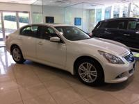 LEATHER INTERIOR and INFINITI CERTIFIED. Memory System,