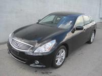 This 2013 INFINITI G37 Sedan 4dr x AWD is proudly