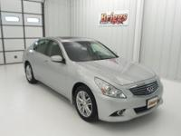 Exterior Color: silver, Body: SEDAN, Engine: 3.7L DOHC